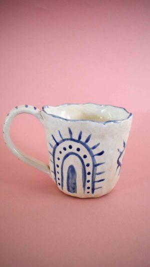 Mug Renacer Blue